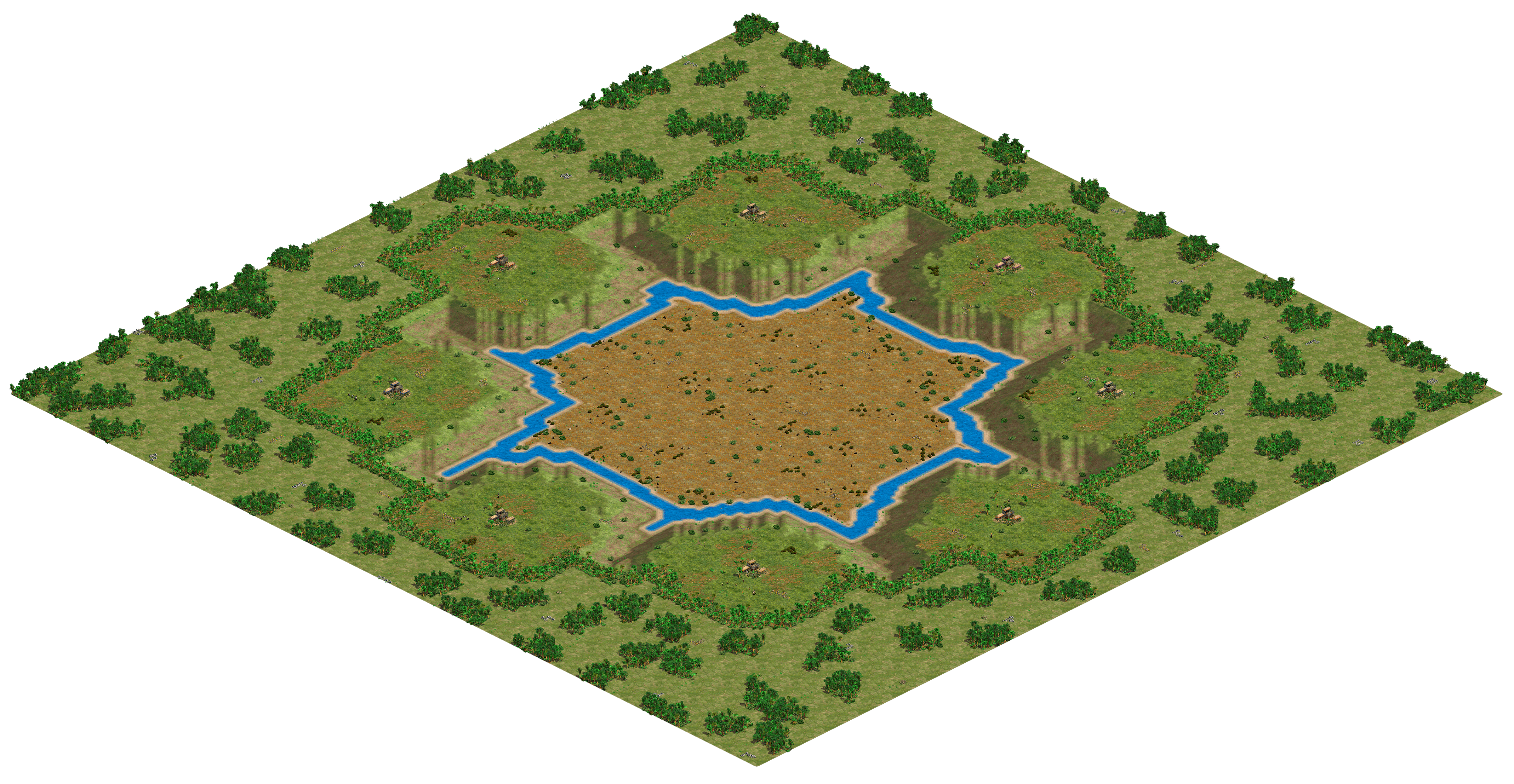 Forest Slope - 8 Player Map.png